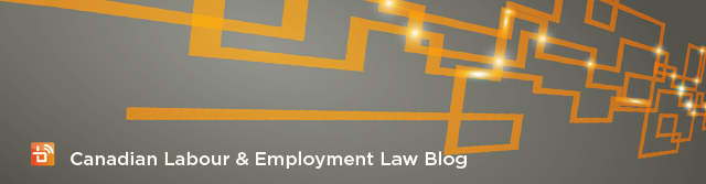 Canadian Labour & Employment Law Blog