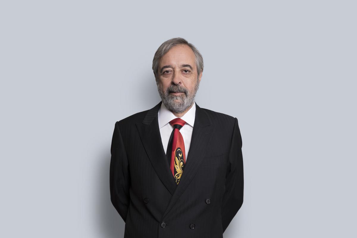 Portrait of José P.  Dorais