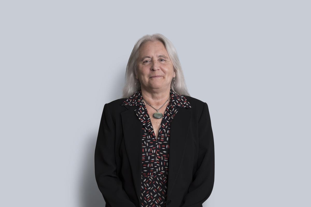 Portrait of Susan Adam  Metzler