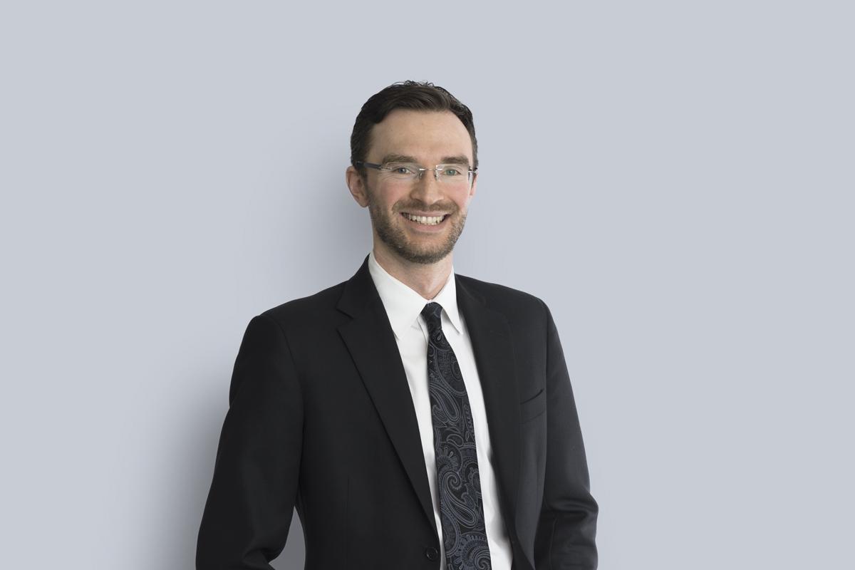 Portrait de Ryan W. Morasiewicz