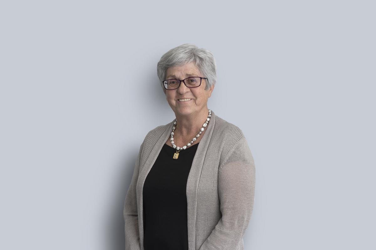 Portrait of Lynn Ramsay