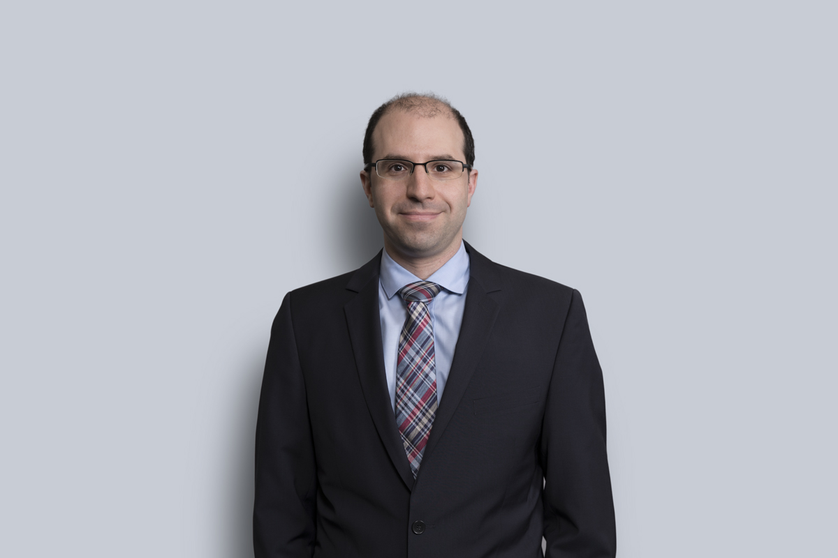Portrait of Alexandre Ajami