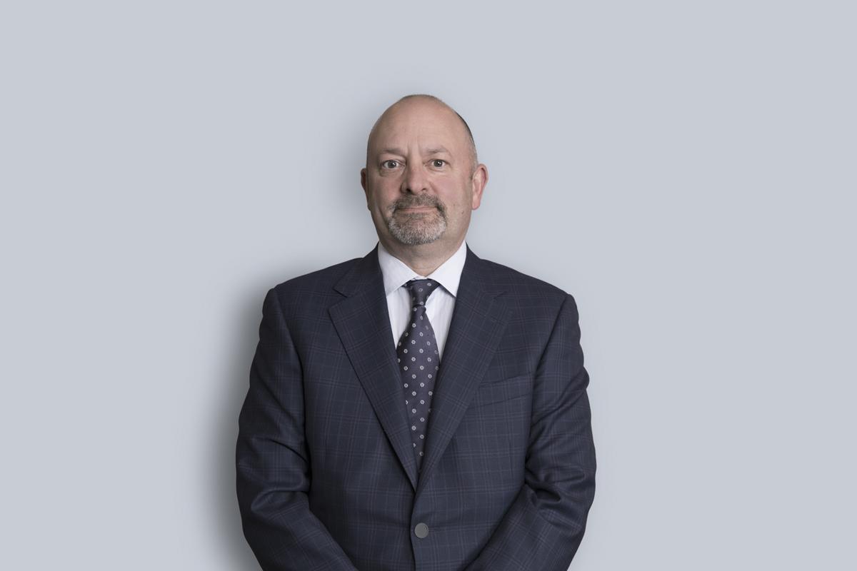 Portrait of Chris T.J.  Blom