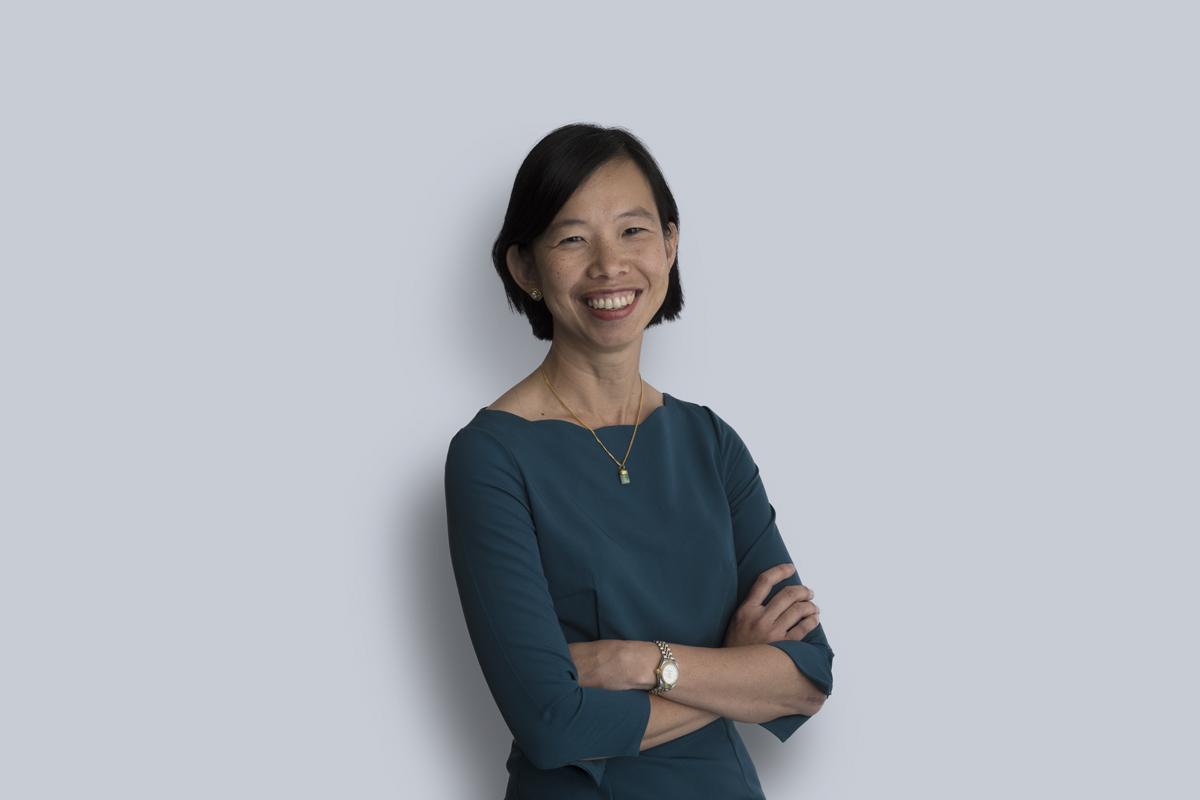 Portrait of So Yin Woo