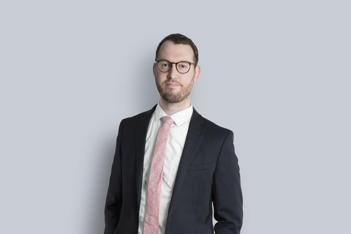 Portrait of David Schnurr