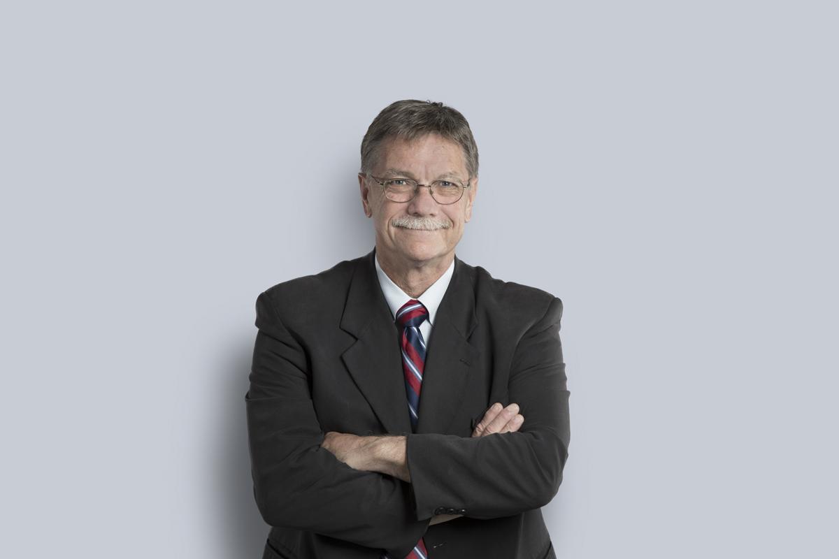 Portrait of Steven Lubczuk