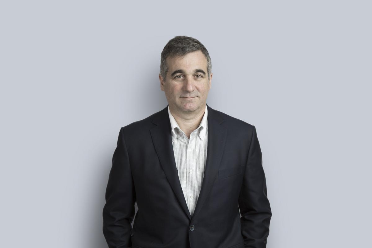Portrait of Eduardo Krupnik