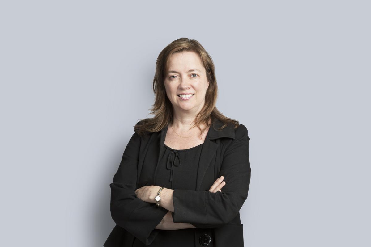 Portrait of Judy A.  Fowler-Byrne