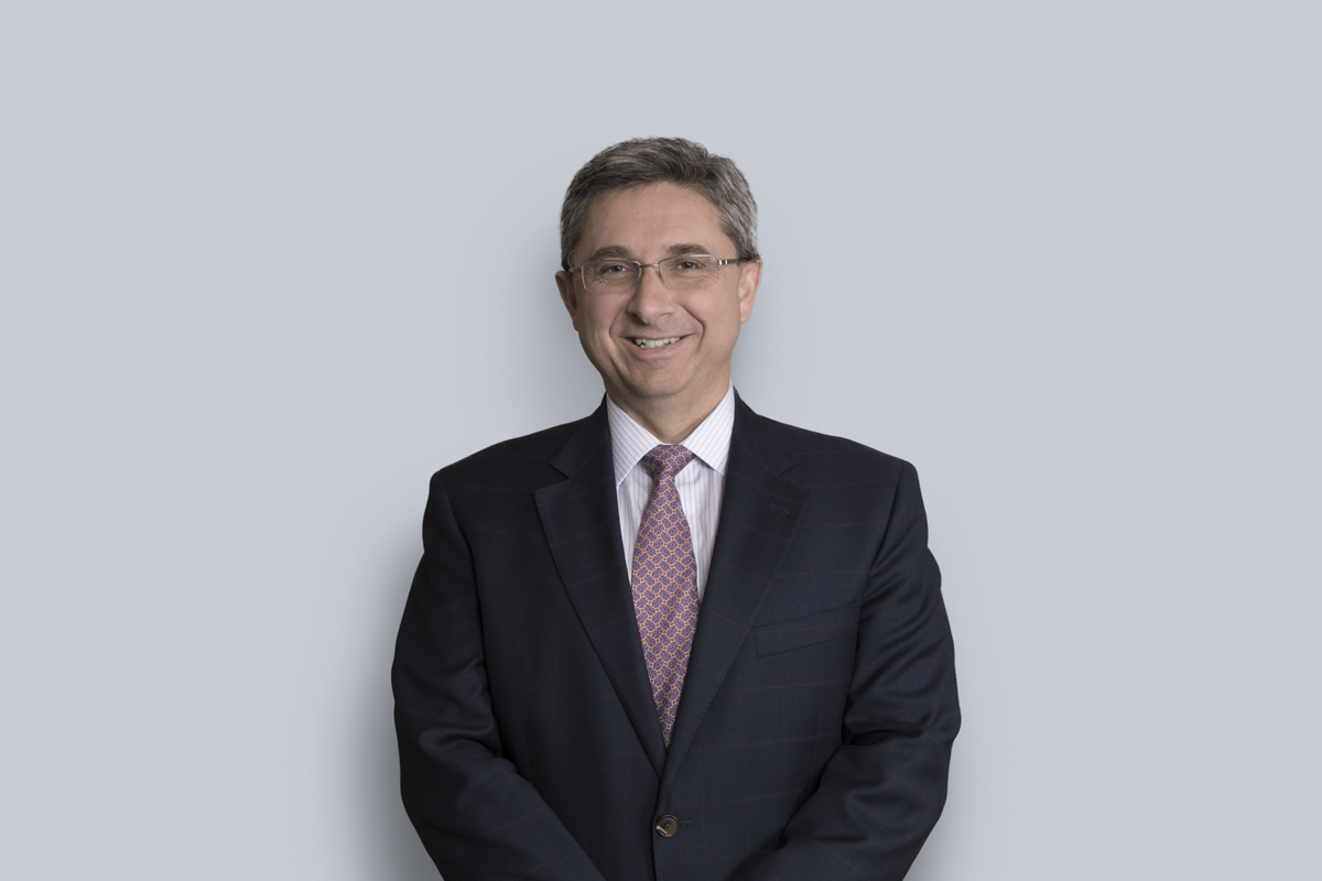 Portrait of Dražen F.  Bulat
