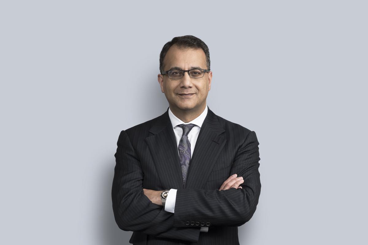 Portrait de Shashi B.  Malik