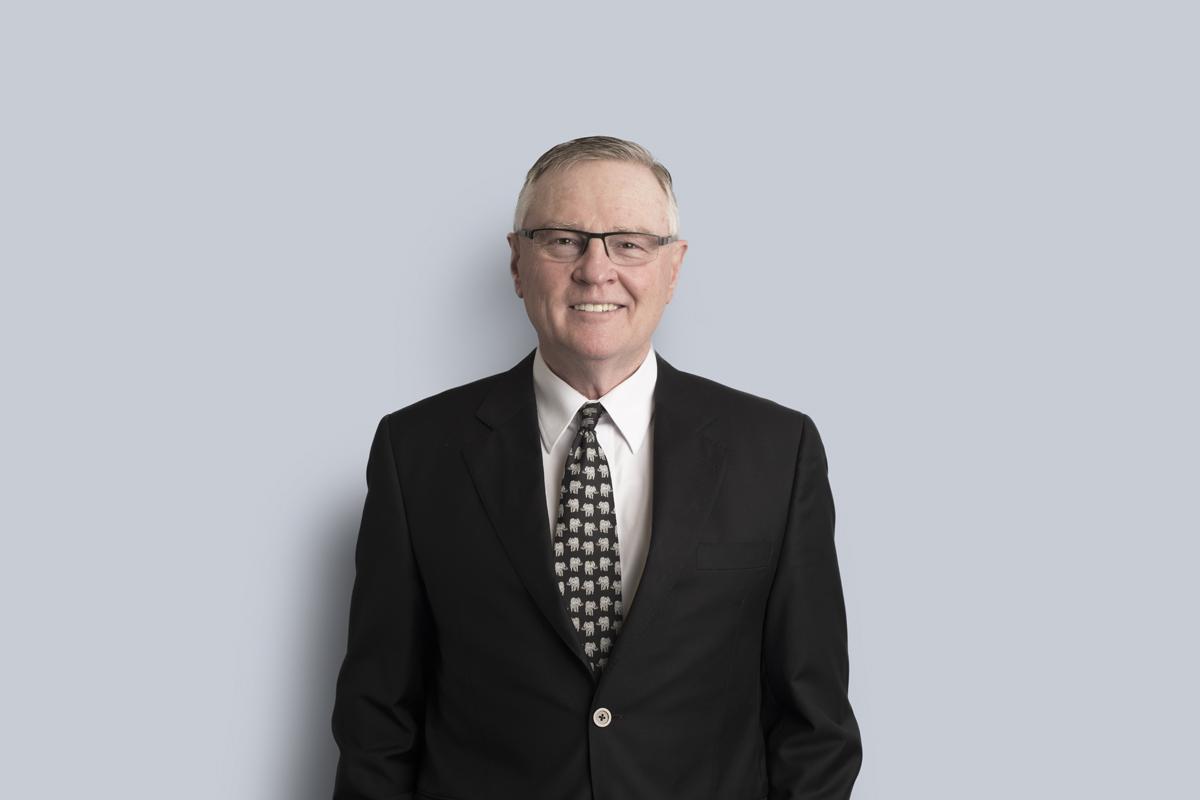 Portrait de George Nystrom