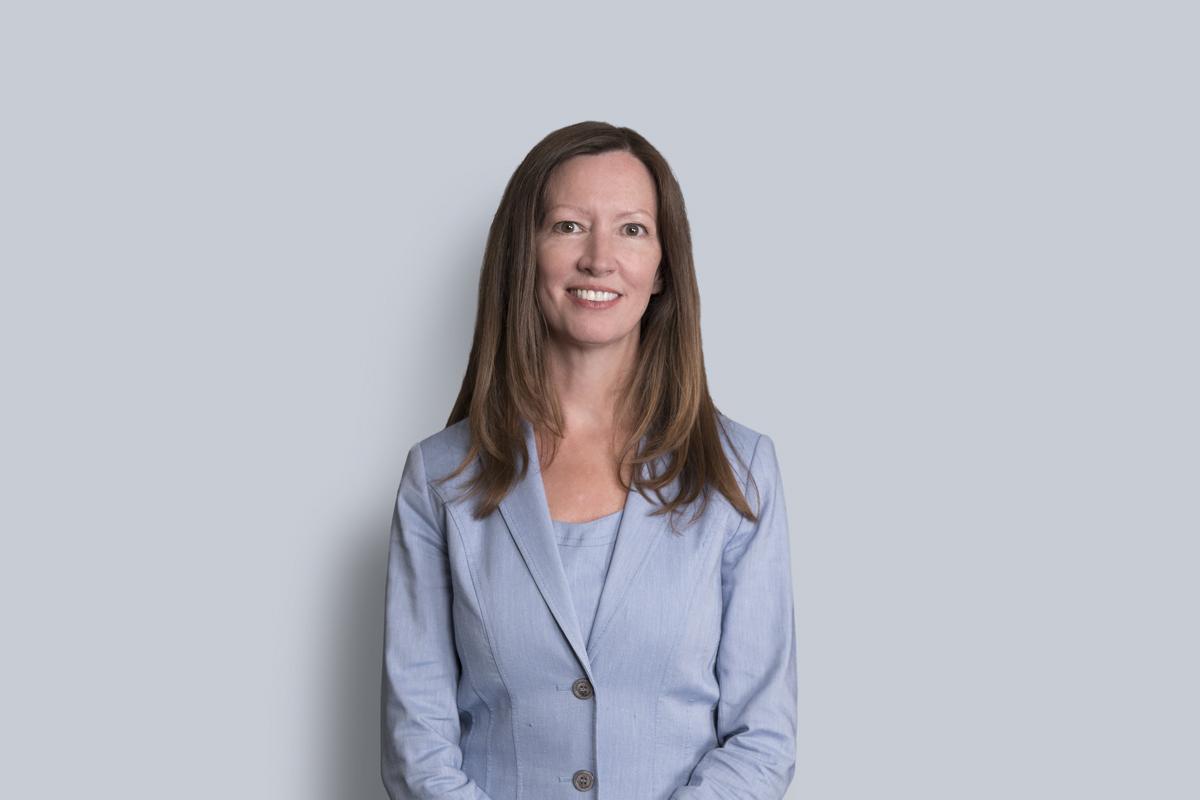Portrait of Lisa Goodfellow