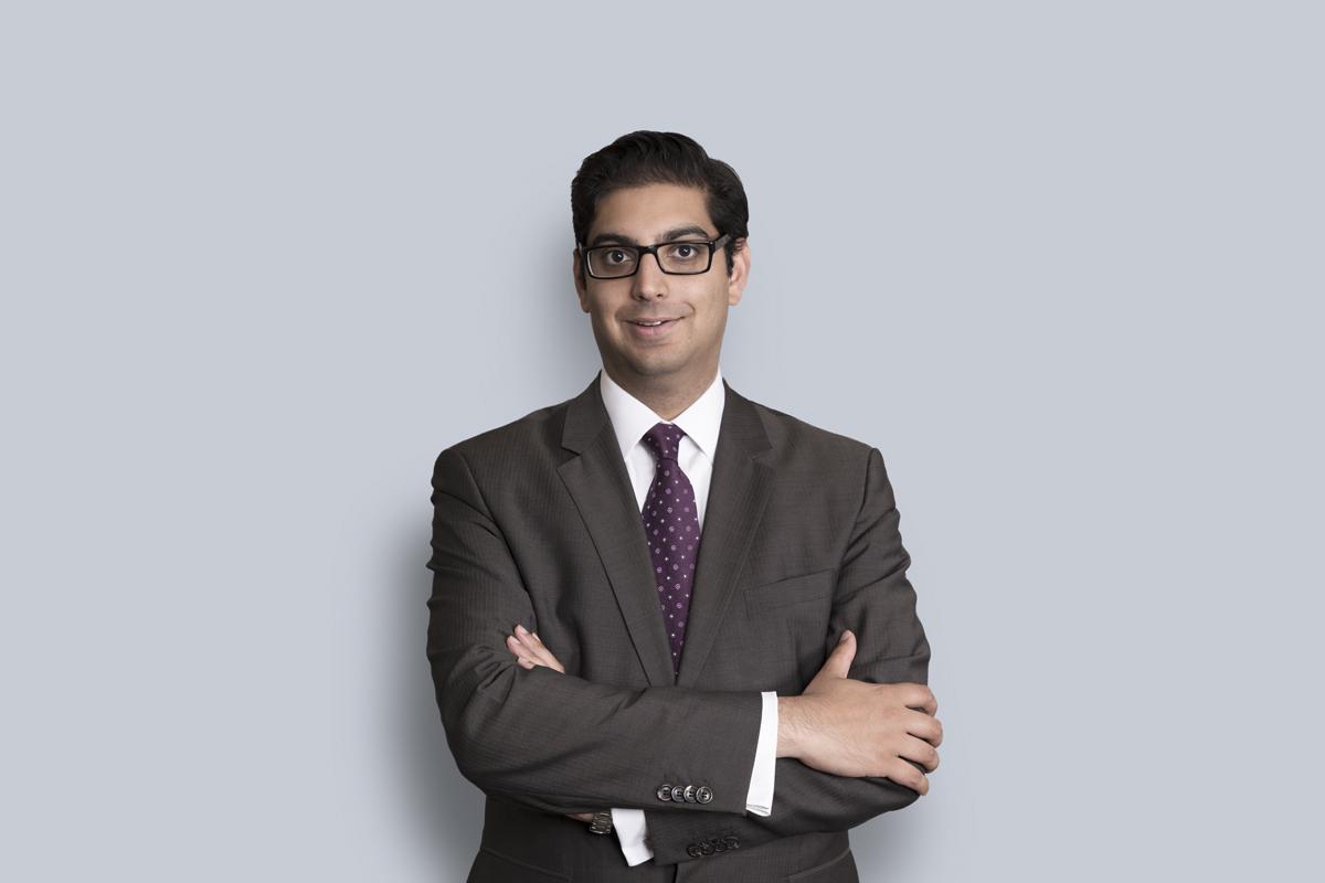 Portrait de Rahul Sharma