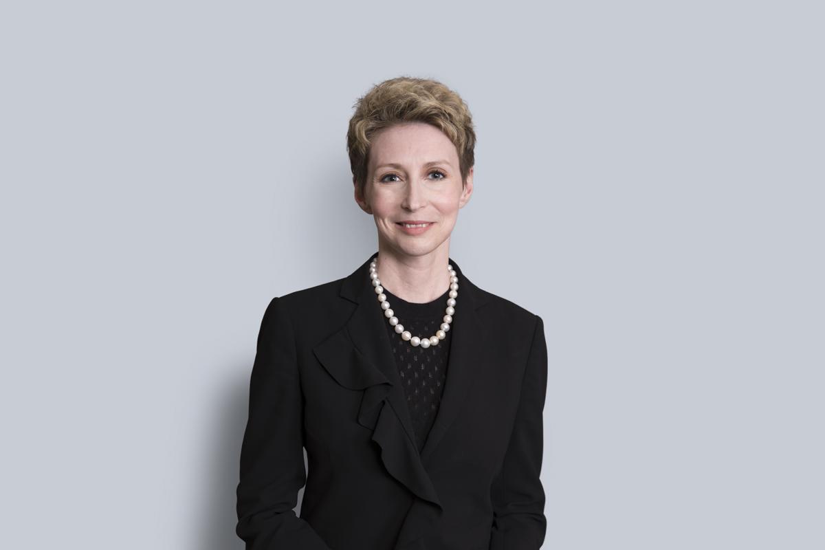 Portrait de Nadya Tymochenko