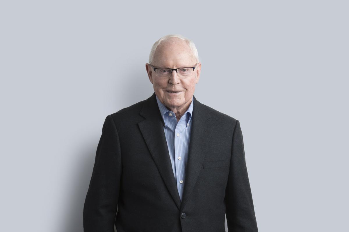 Portrait de Gary G.  Campbell
