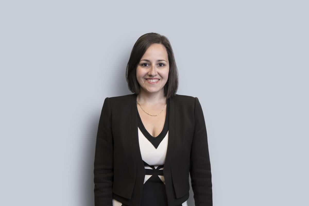 Portrait of Vanessa Leblanc