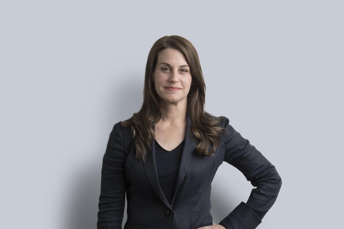 Portrait of Lesley M.  Akst