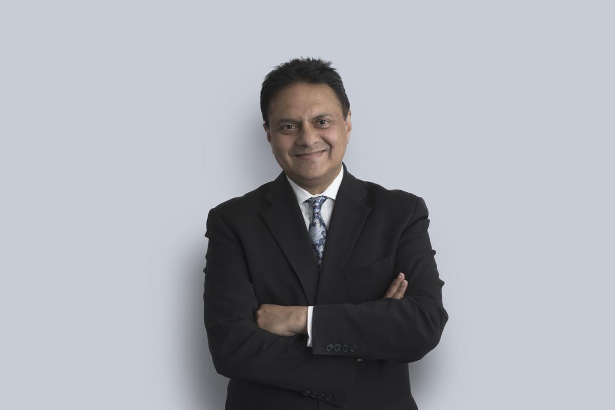 Portrait de Aiyaz Alibhai