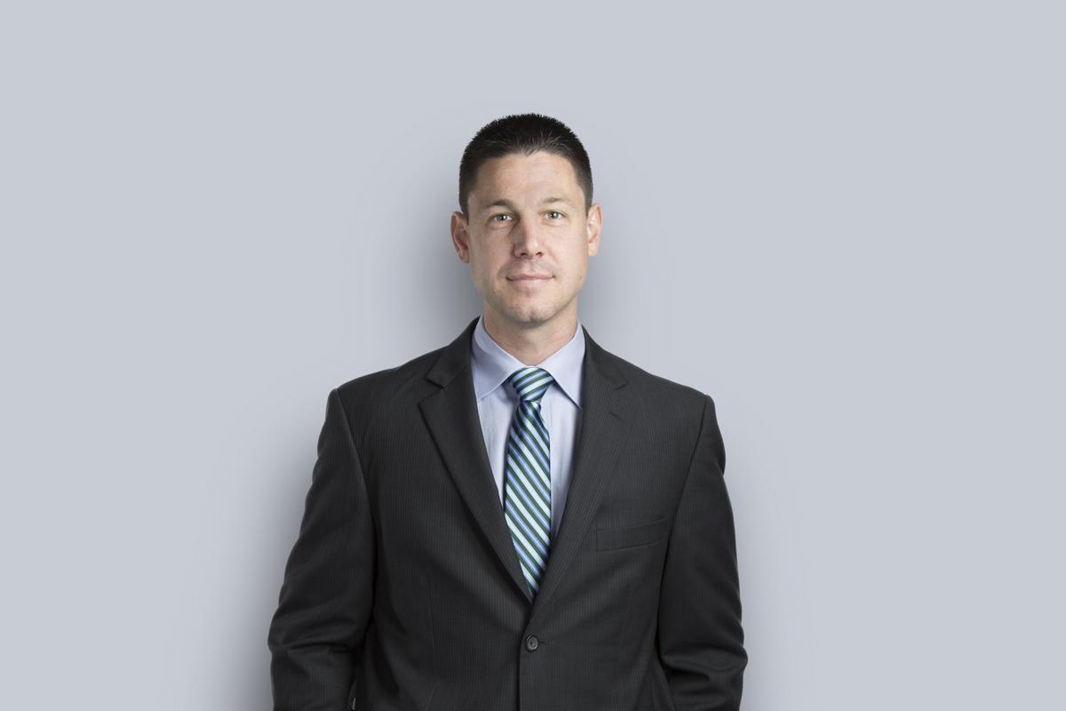 Portrait of Ryan Done