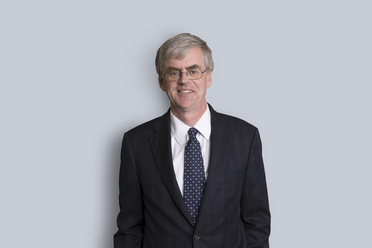 Portrait de John J.  Chapman