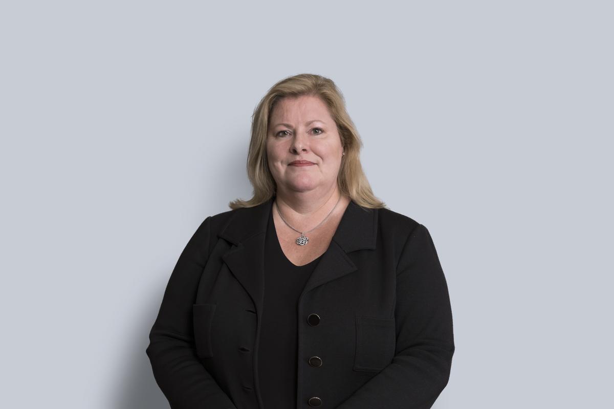 Portrait of Catherine M.  Dennis Brooks
