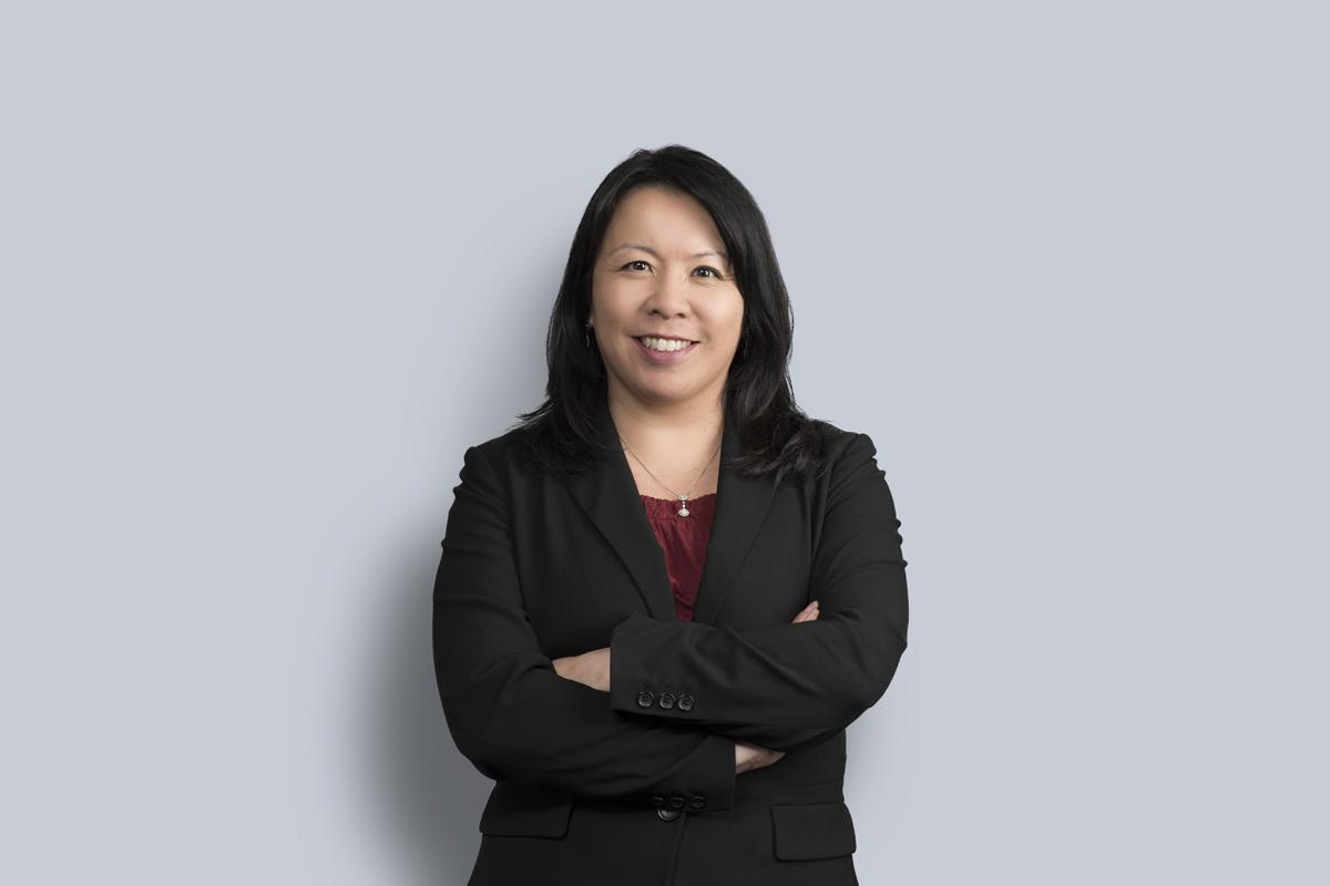 Portrait de Veronica K.  Choy