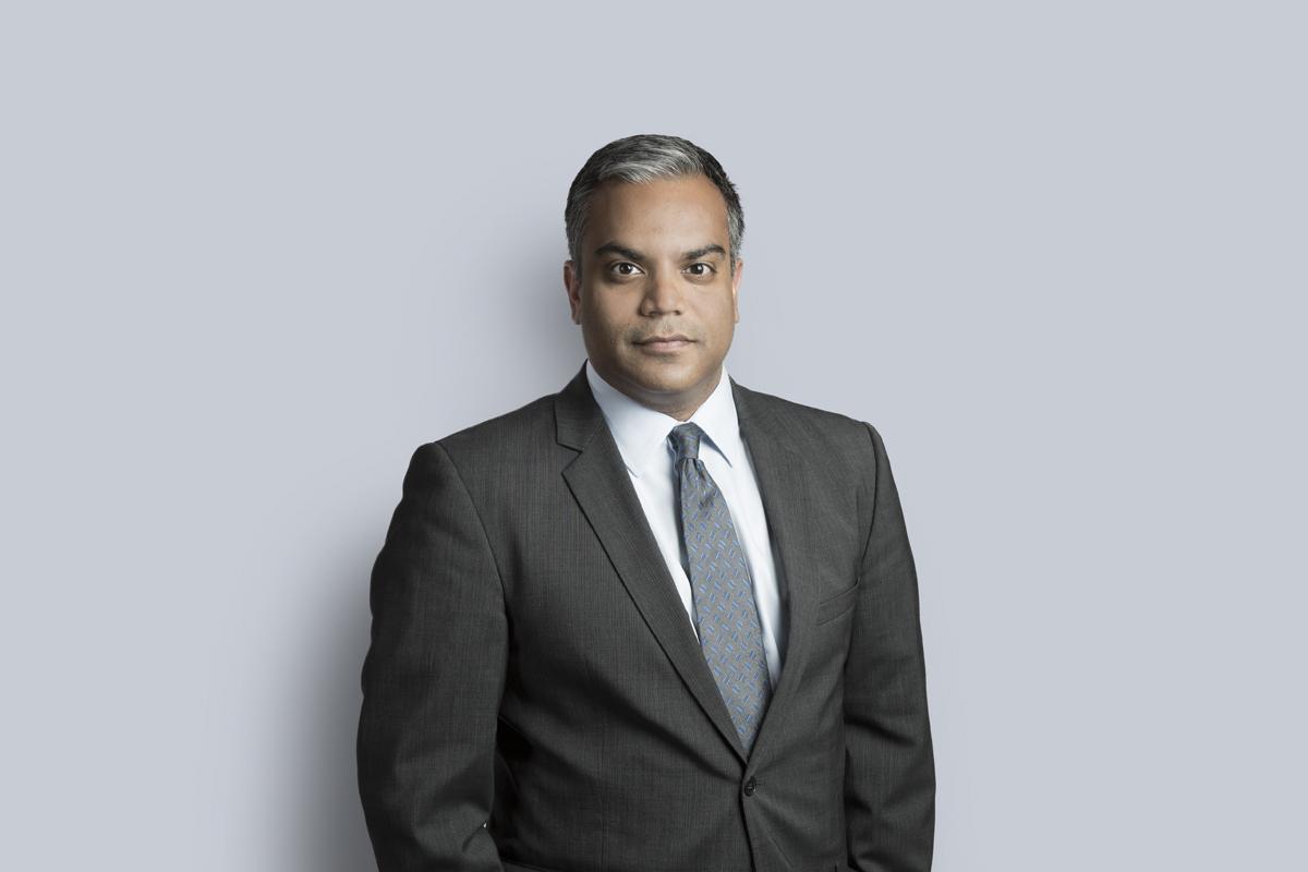 Portrait of Rohit Kumar