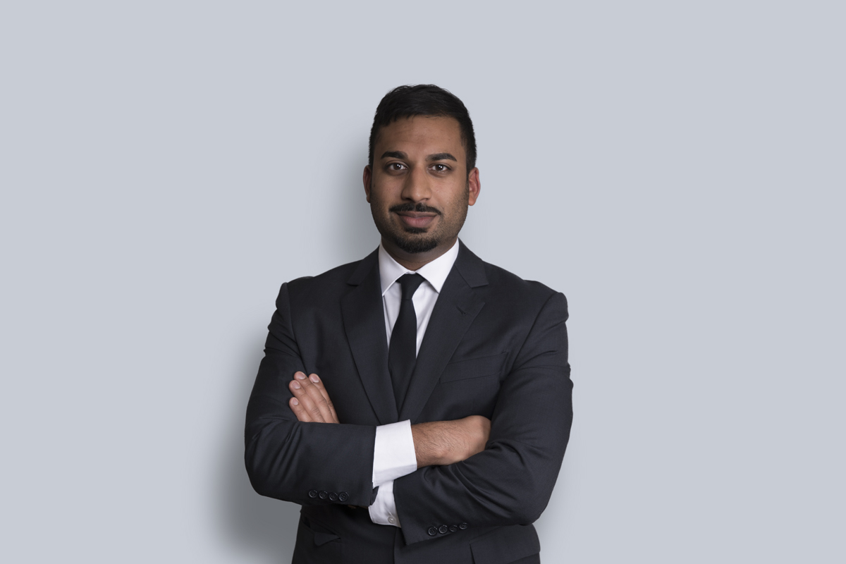 Portrait of Manav Singhla
