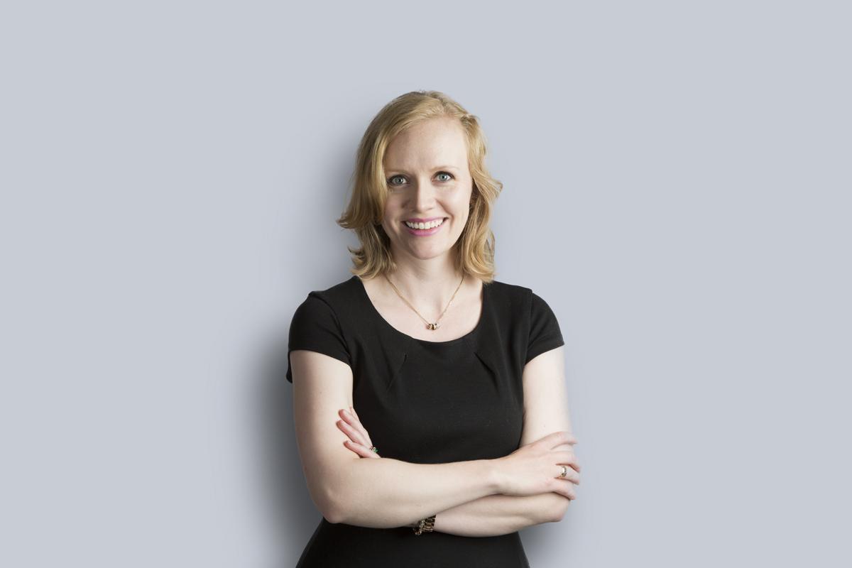 Portrait of Meredith Rady
