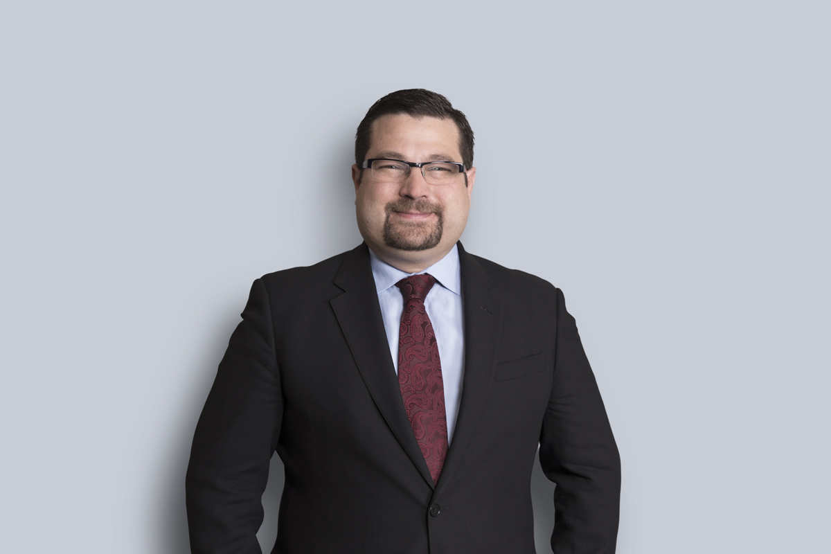 Portrait of Alexander Lalka