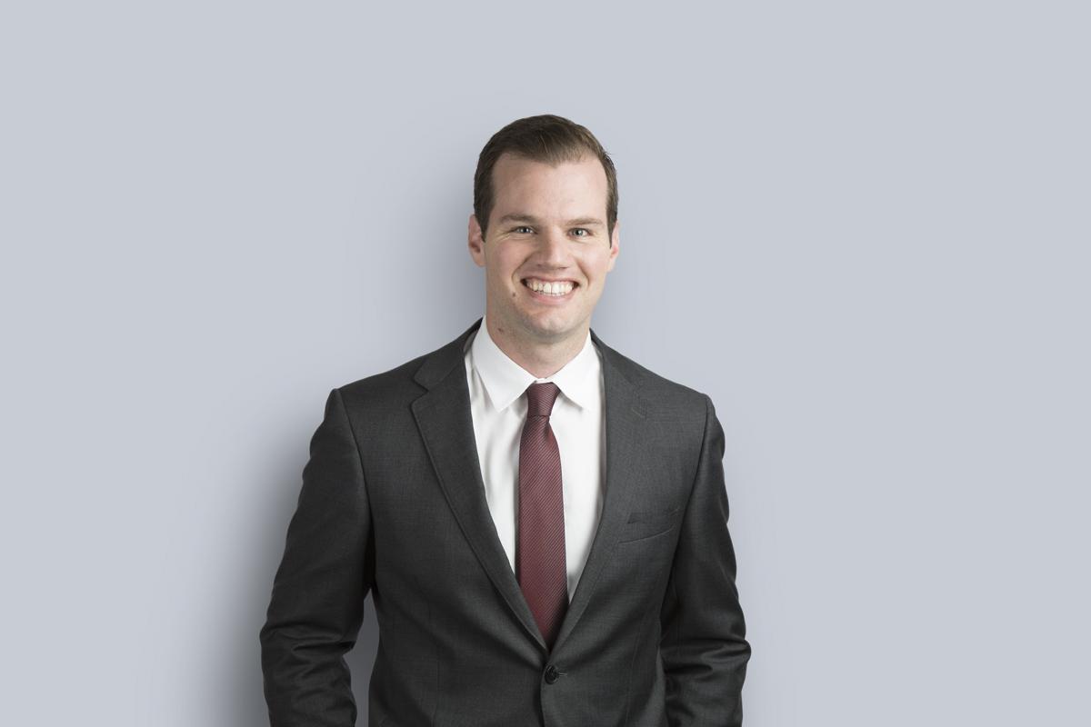 Portrait of Andrew Hentz