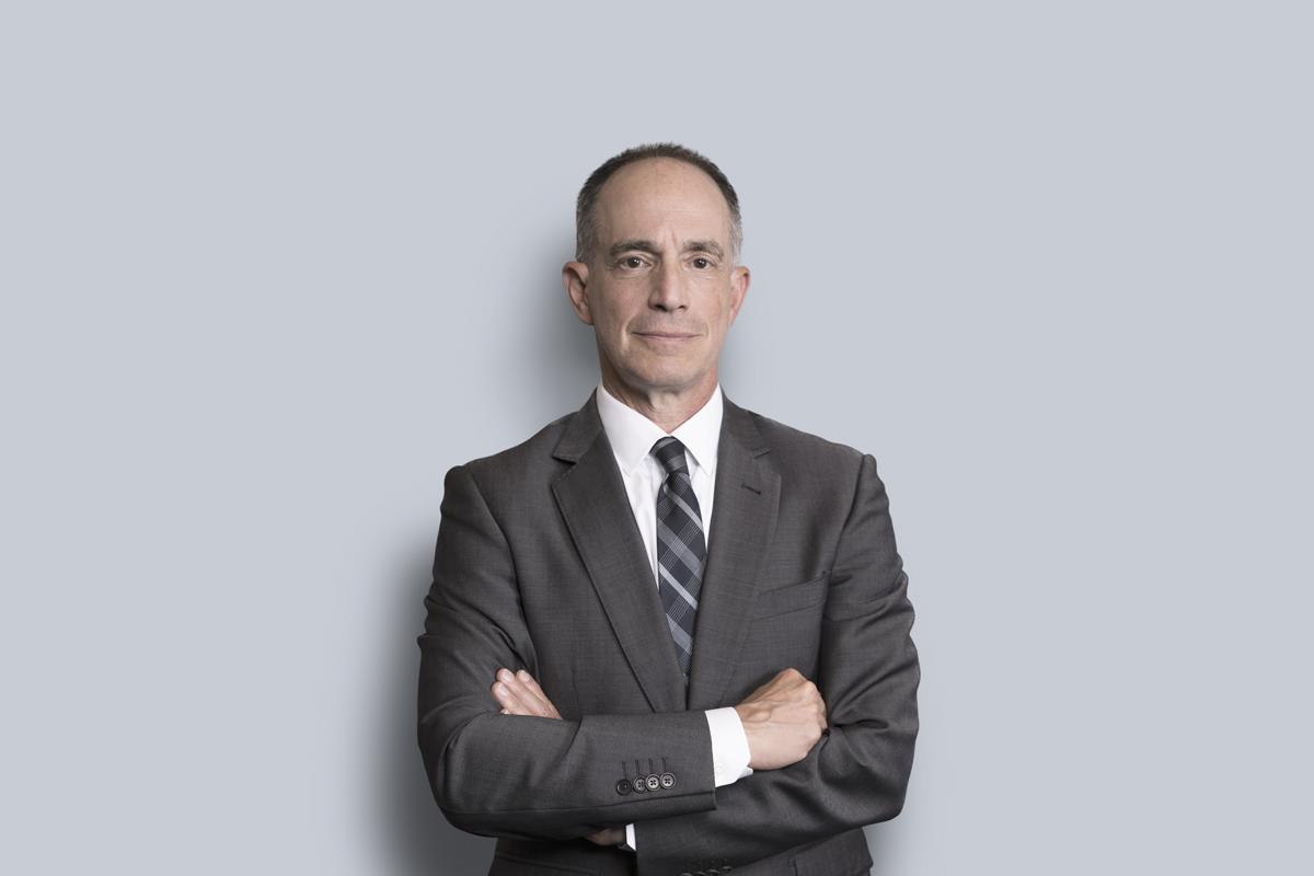 Portrait de Steven Chaimberg