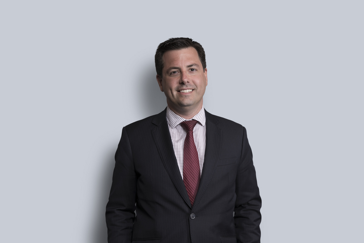 Portrait of Francis Trifiro