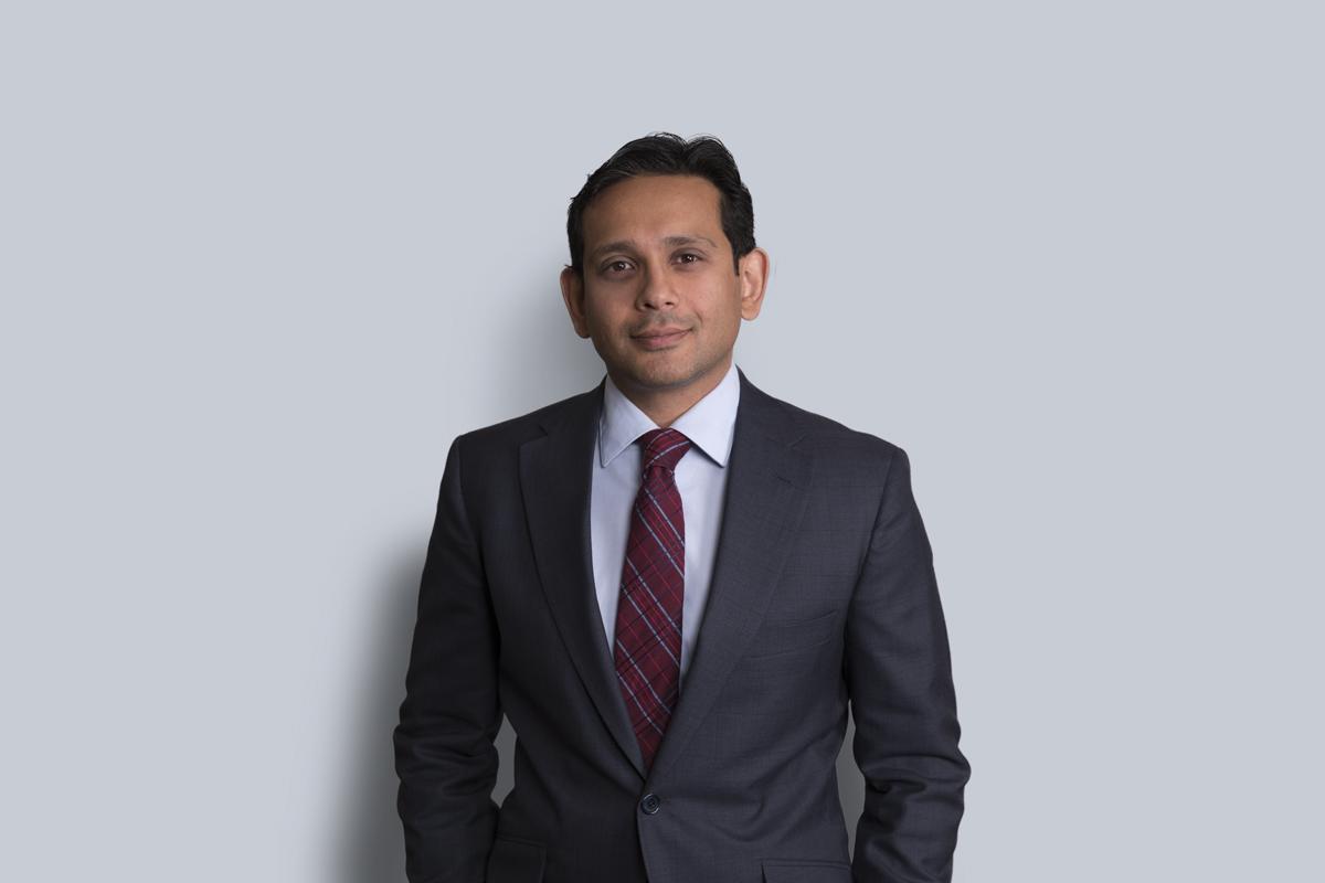 Portrait de Imran Ahmad