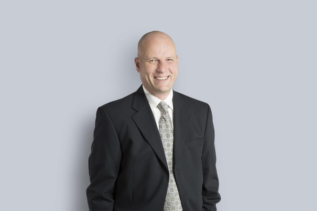 Portrait of Andrew S.  Roth