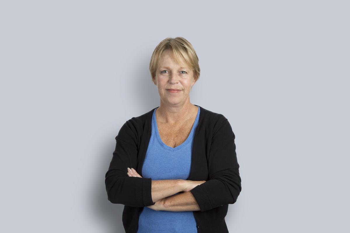 Portrait of Bonnie Arnold