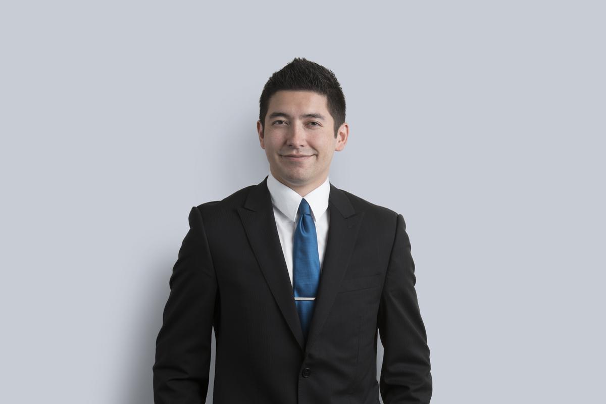 Portrait of Brendon G.  Ho