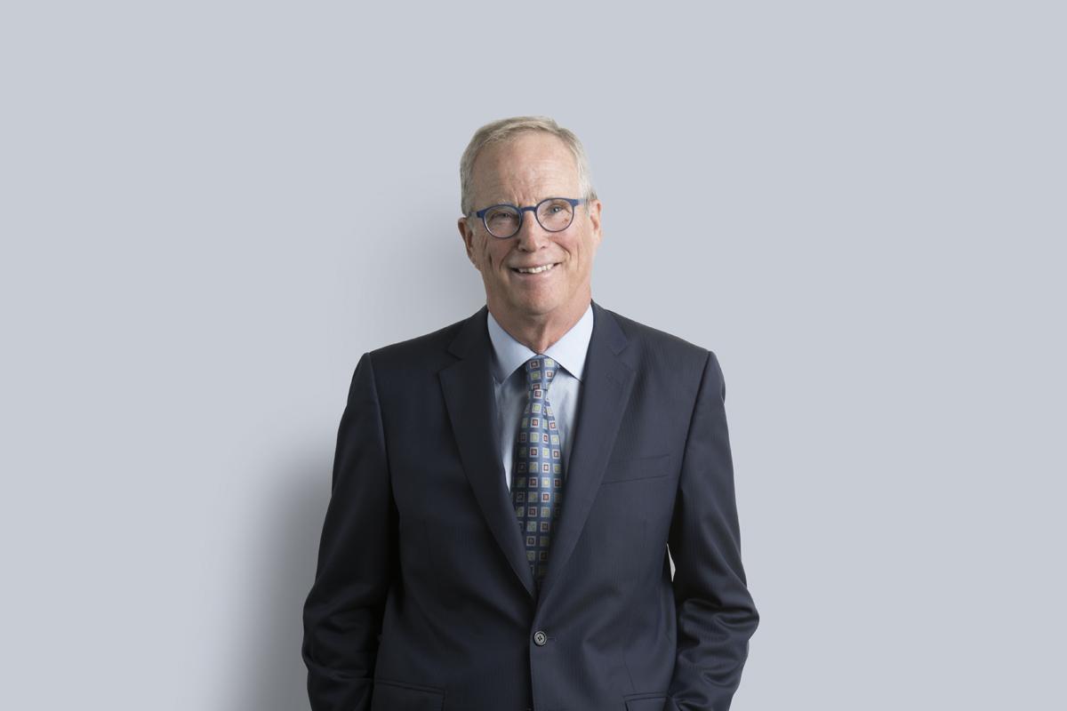 Portrait of Bryan J.  Kickham
