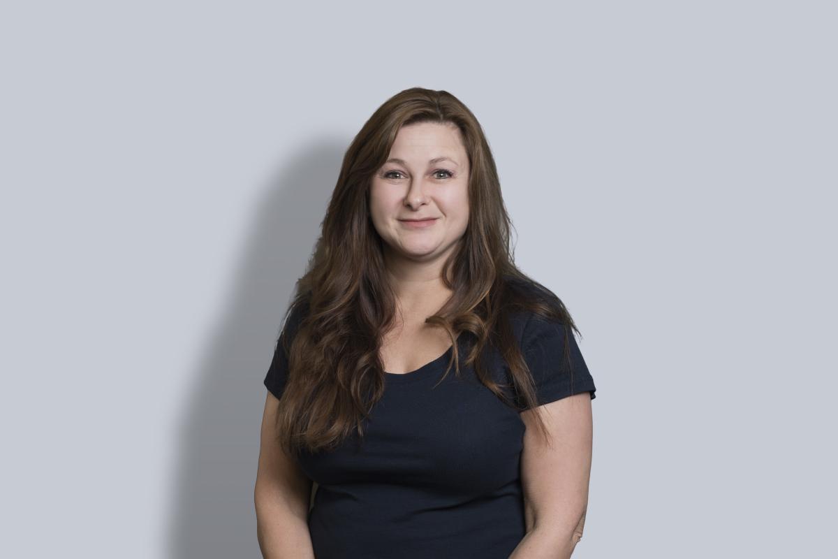 Portrait de Carol Karlonas
