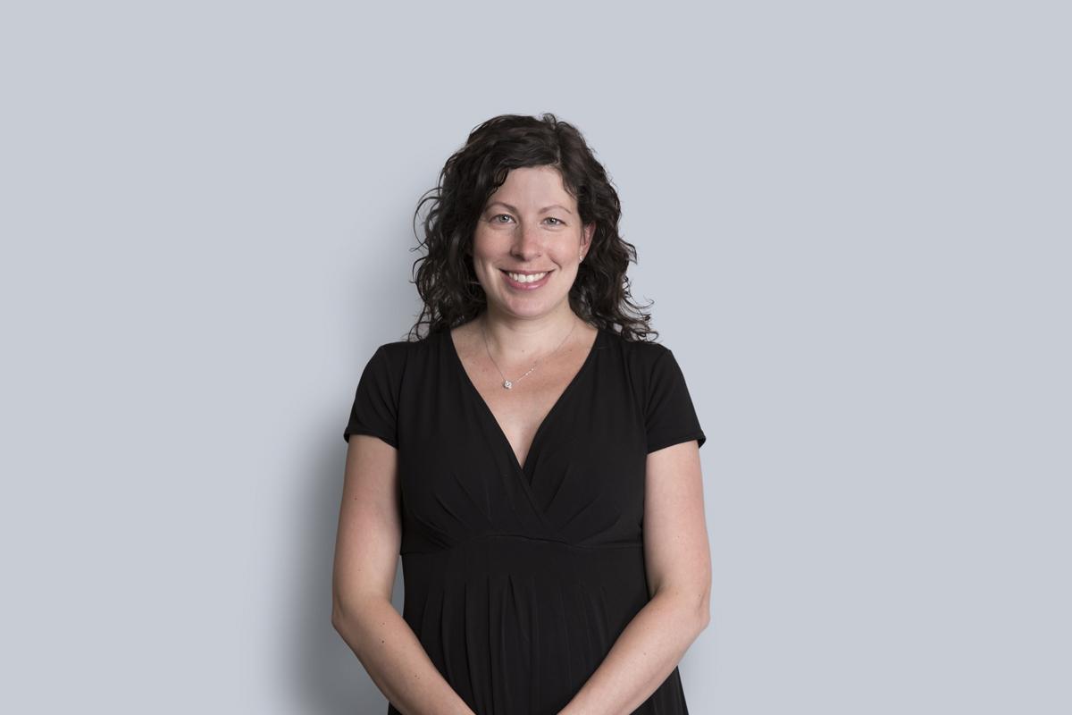 Portrait of Caroline Gelber