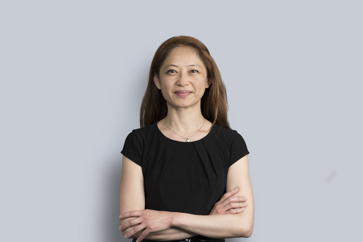 Portrait of Celine Lim