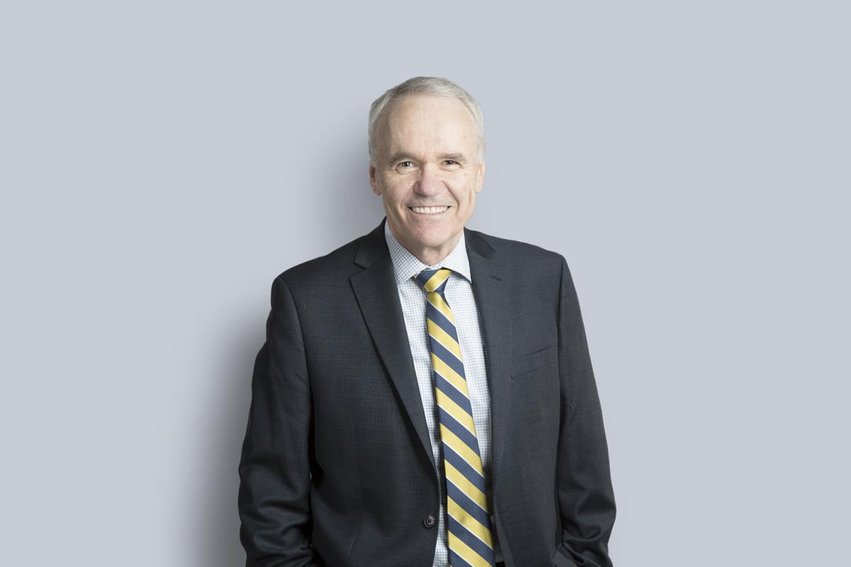 Portrait of Daryl W.  Schnurr