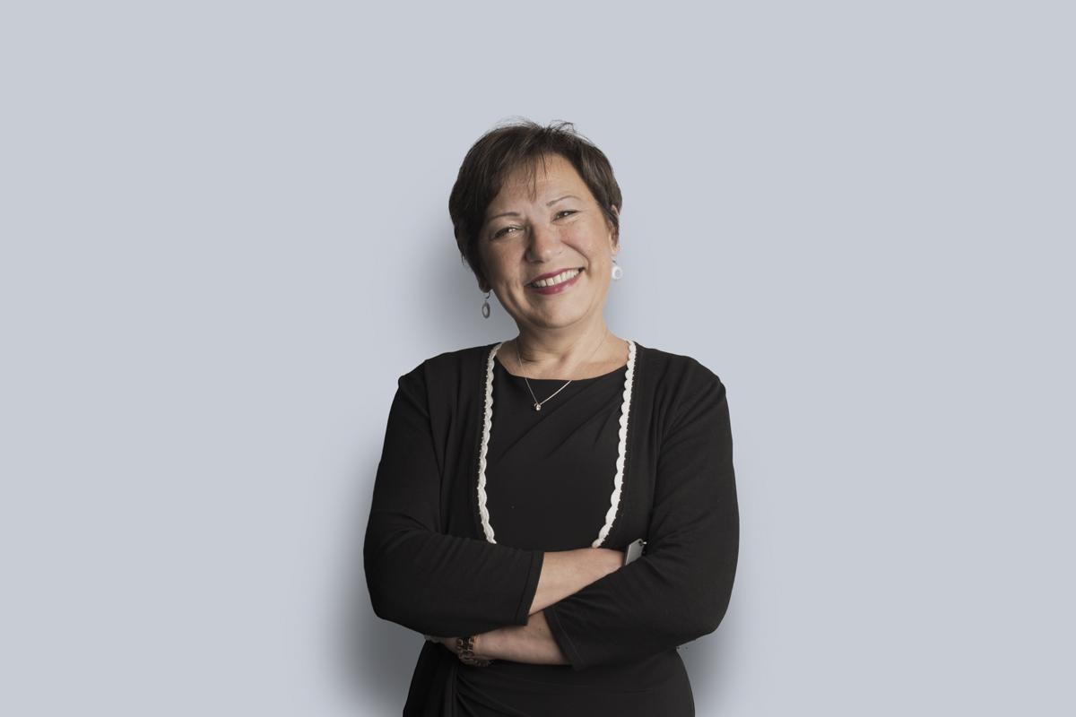 Portrait de Gena Shemrock