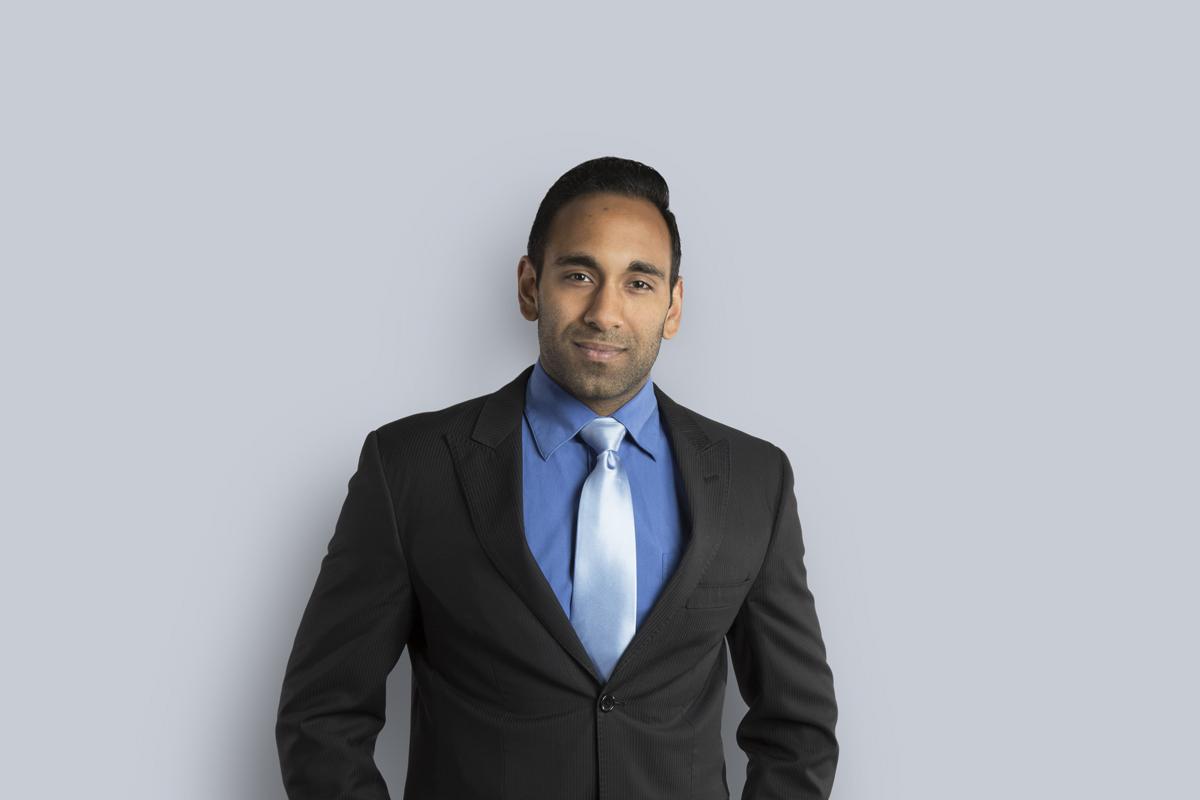 Portrait de Iman A. Kanji