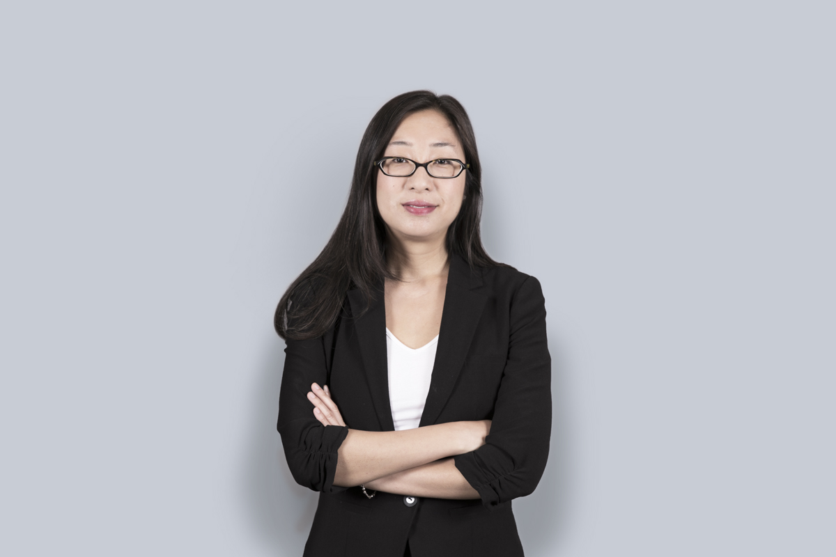 Portrait of Jessie Chau