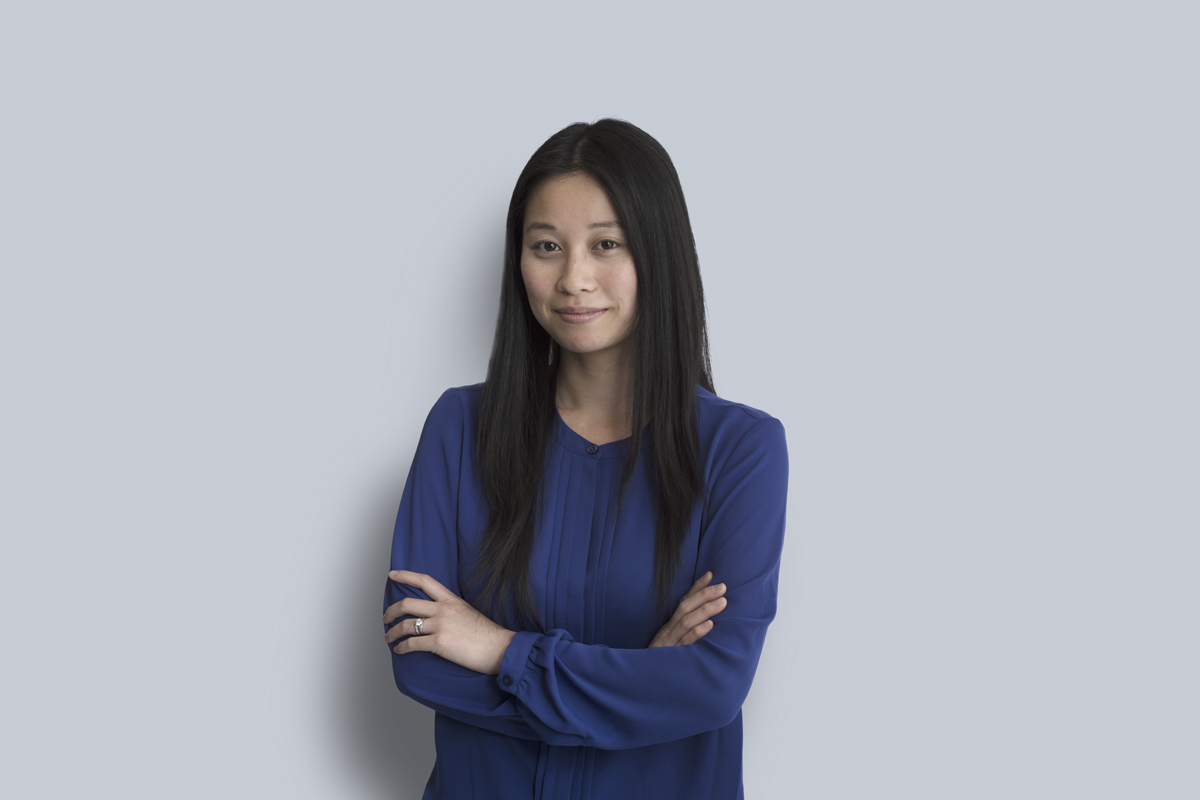 Portrait of Julia Lam