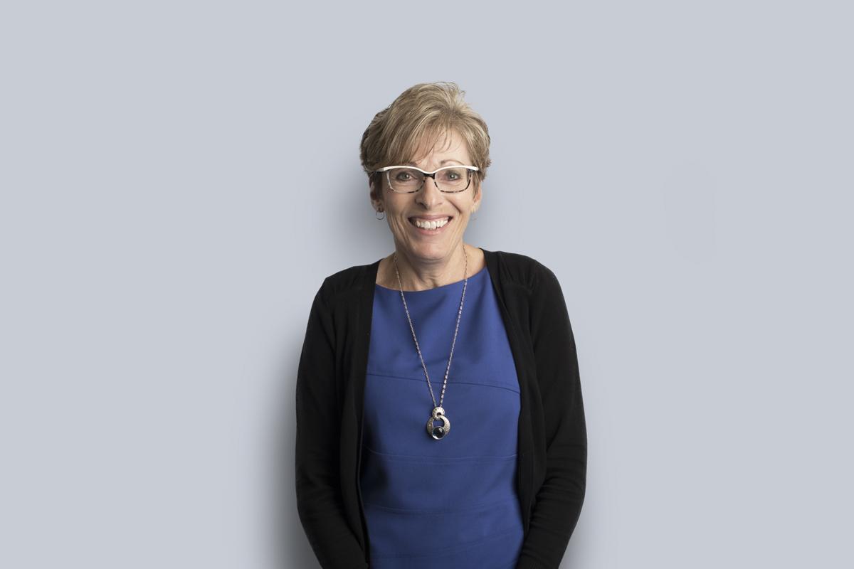 Portrait of June Wilke