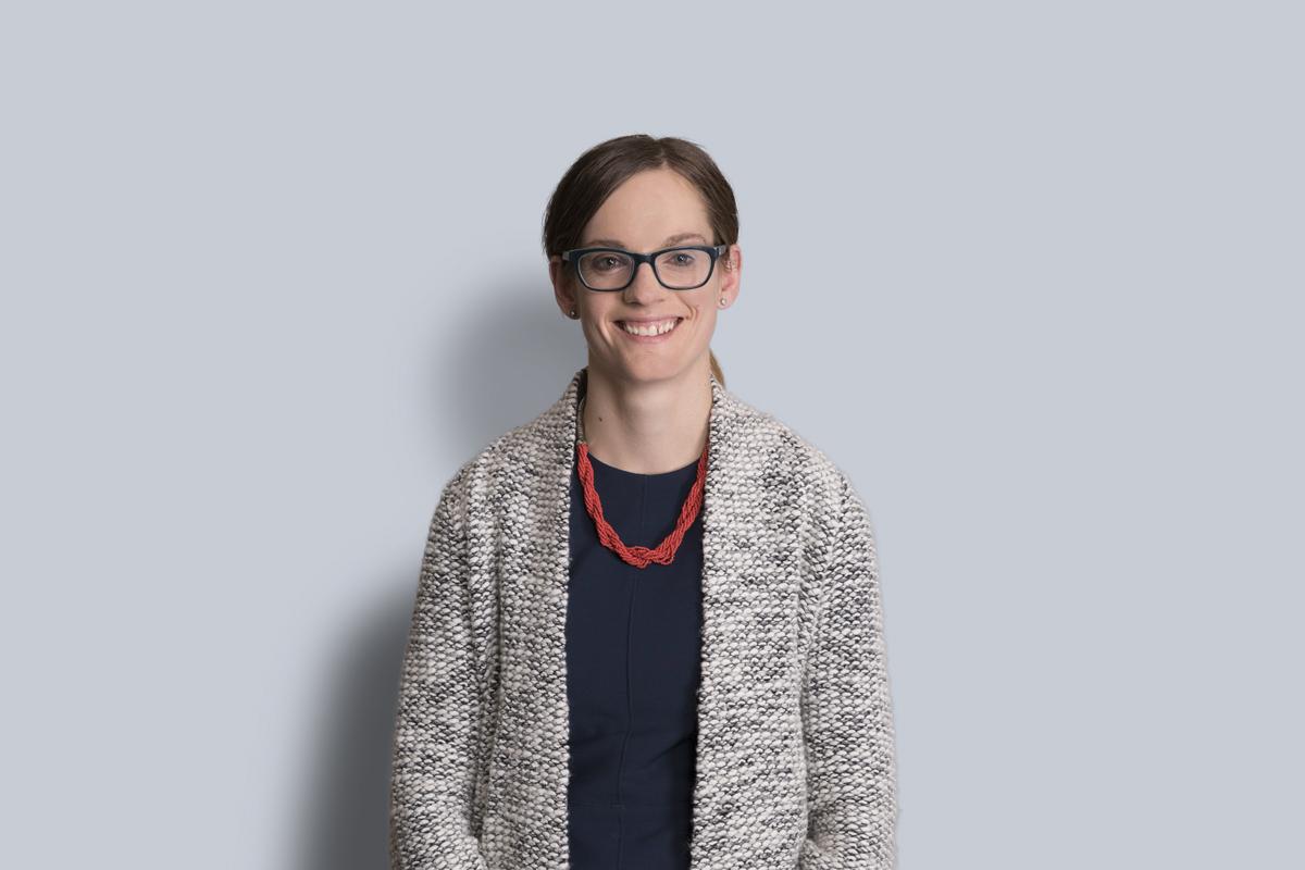 Portrait of Kelsey F.  Evaniew