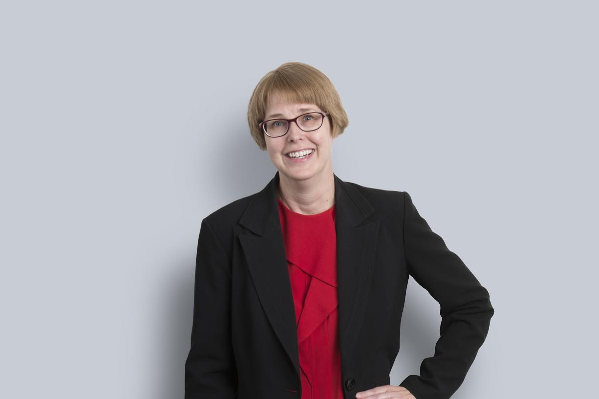 Portrait of Lara Halliday