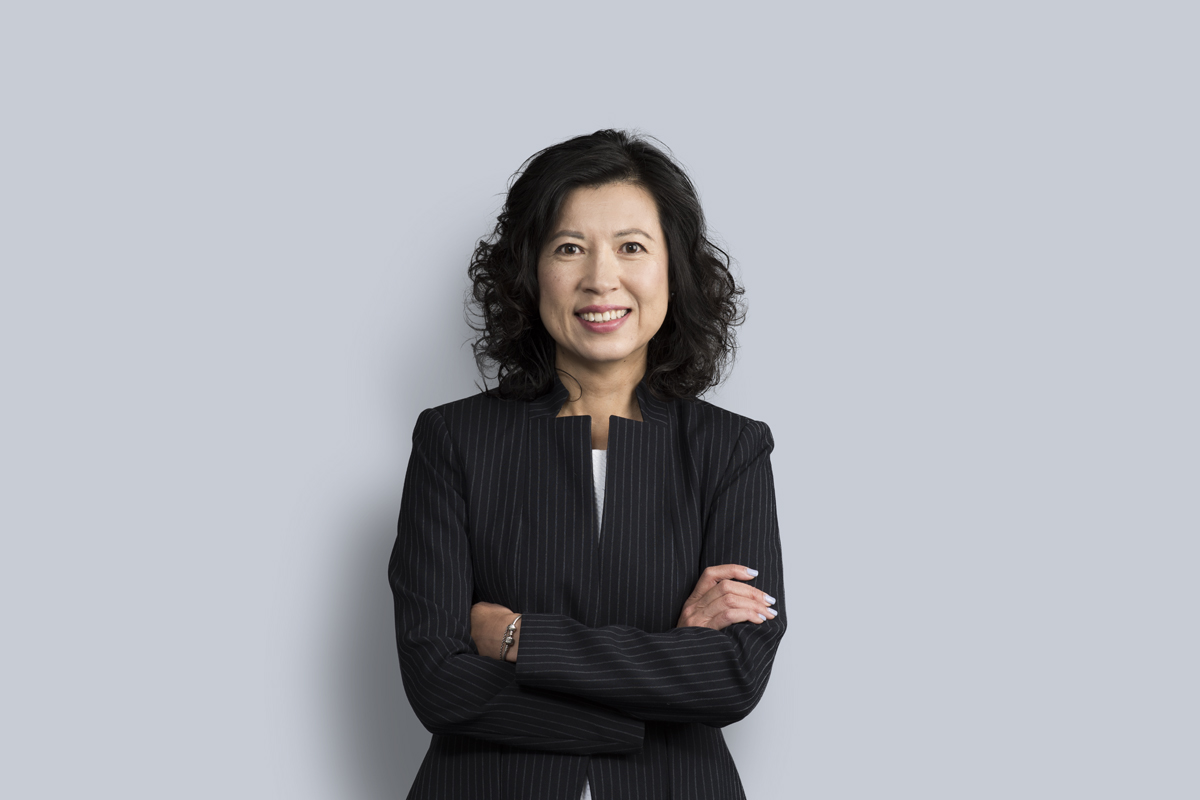 Portrait of Margaret Kan